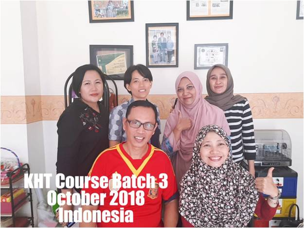 KHT Course – Basic Level Batch 3